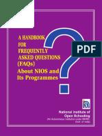 Handbook for Fa q English