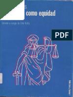 Rawls Justicia Equidad Reformuacion