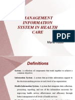 managementinformationsysteminhealthcare-120114161332-phpapp01