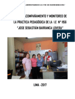 Plan de Acompañamiento y Monitoreo a La Practica Pedagogica Ccesa007