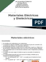 Materiales El+®ctricos y Diel+®ctricos