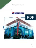 Business Process of Walton Group