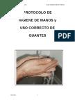 Protocolo Higiene Manos Pendiente Aprobacion