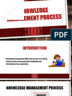 KM Processs
