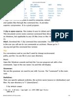 7 Zip Command Line Examples