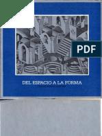 Del Espacio a La Forma - Jorge Burga Bartra