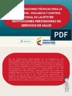 Enfermedades Transmitidas Vectores Recomendaciones Instituciones Prestadoras Salud (1)