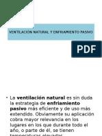 Ventilacion y Enfriamiento Natural (1)