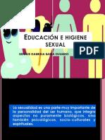 Educación e higiene sexual