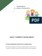 Kinder Proyecto Aula