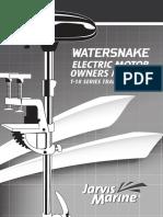 Watersnake ASP_T-18_Manual