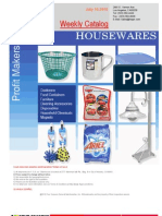 Dollar Stores & Discount Stores Houseware Catalog