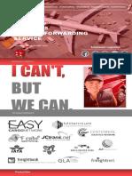 【Brochure - Version2】Sinoteam Logistics Co.,Ltd - China
