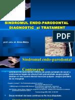 Curs Sindromul Endo-paro