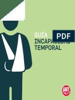 Guia Incapacidad Temporal Politica Social Cec Sanidad