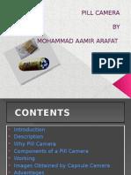PILL Camera by Mohammad Aamir Arafat.pptx
