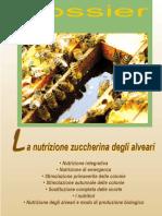 nutrizione delle api
