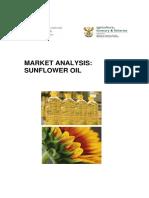 Sunflower Oil Market Analysis 04052011 2