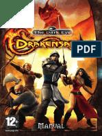 Drakensang - The Dark Eye Manual