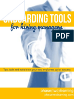 Onboarding Tools for Hiring Managers Phasetwolearning eBook Download1
