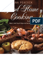 Good Home Cooking, 2009 Edition