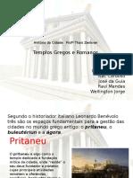 Templos Gregos e Romanos