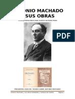 Preguntas Caza Del Tesoro Sobre Antonio Machado
