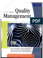 Total Quality Management, (Revised Edition)