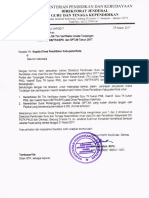 Penerbitan Sk Tim Verifikator Aneka Tunjangan & Sptjm Thn 2017