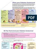 My Plate for Gestational Diabetes
