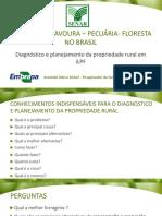 Aula 4 - Diagnostico e Planejamento Da Propriedade Rural Para Ilpf