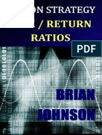 Brian Johnson  Option Strategy Risk Return Ratios