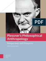 Plessners Philosophical Anthropology