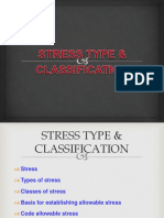 Piping-Stress Types and Eg