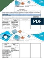 Guía de Actividades y Rúbrica de Evaluación - Fase 3_Análisis y Elaboración