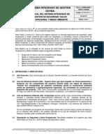 Manual Del Sistema de Gestión