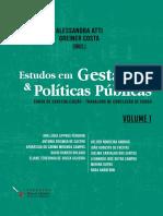 ESTUDOS EM GESTÃO E POLÍTICAS PÚBLICAS.GREINER COSTA (ORGS.)