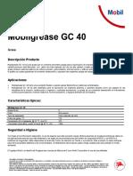 Mobilgrease GC 40
