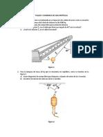 Taller #3 Dinámica de Una Partícula