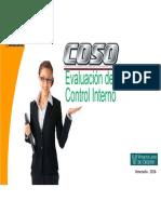 El Informe COSO 2013. Curso Alexander Osorio