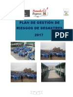 Plan de Gest. de Riesgo 2017