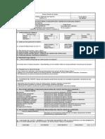 Formato Descriptor y Perfiles de Puesto Encargado de Compras