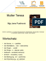 Nj 4 2 Mutter Teresa Ppt