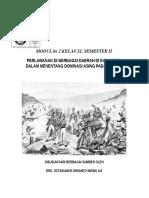 Modul Sejarah XI - Perlawanan Rakyat.docx