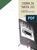Biblioface a guerra das tarifas 2005 Santa Catarina.pdf