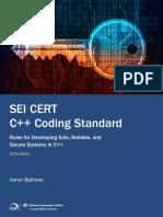 SEI CERT C++ Coding Standard 2016 v01