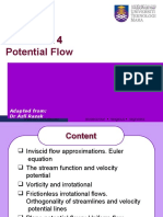 C2 Potential Flow