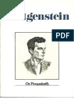 Vida e Obra WiTtgenstein