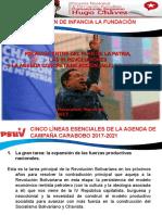ESCUELA de FORMACION Plan Campaña Carabobo Marzo 2017
