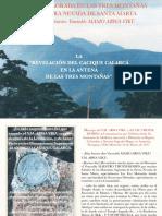 Mamo Arwa Viku Ofrenda Sagrada en La Sierra Nevada de Santa Marta Revelaciones Esotericas Del Antiguo Cacique Calarca